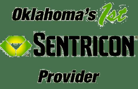 Oklahoma's 1st Sentricon Provider logo
