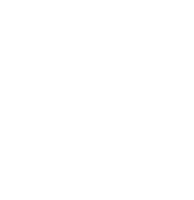 White graphic ant